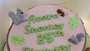 Happy 25th Birthday to Acorn at Shenley!