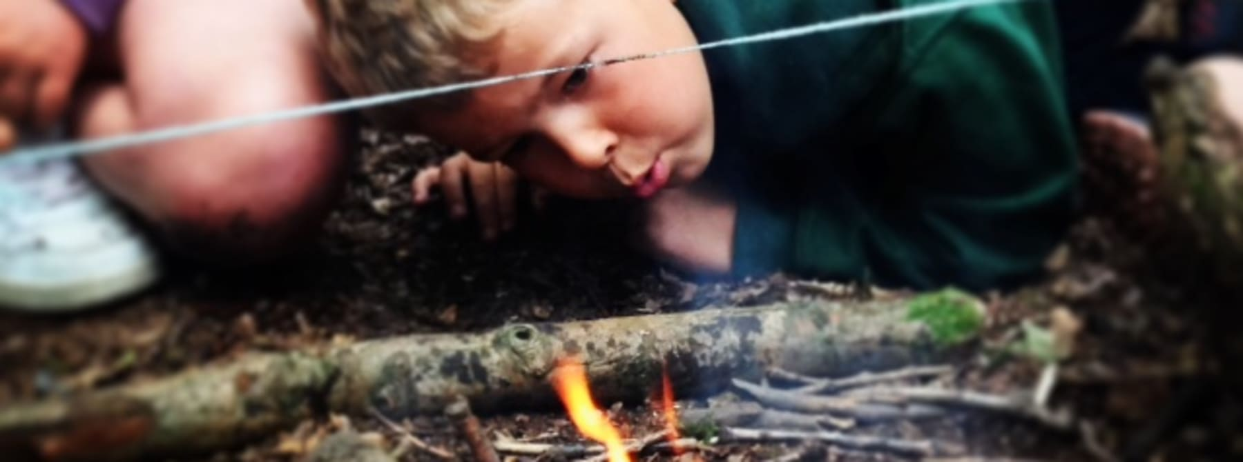 Forest School Booking page