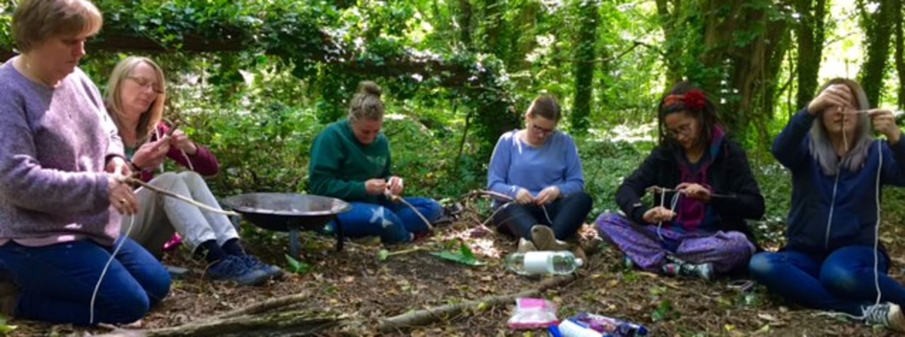 Level 2 Award in Forest School Programme Support
