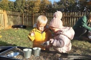 Cold Harbour - Day Nursery and Outdoor Learning Centre