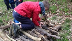 Bushcraft or Team Building for Secondary Schools and Colleges